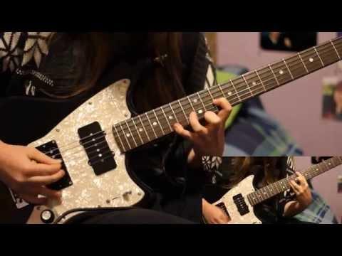 Paramore - Conspiracy guitar cover
