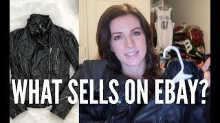 What Sells on Ebay? 13 Items That Sold for Over $600 + Recent Thrift Finds