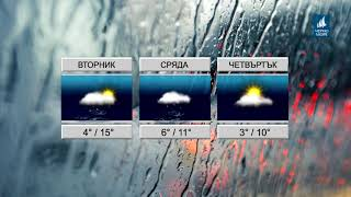 Тв Черно море - Прогноза за 25.03.2019г.