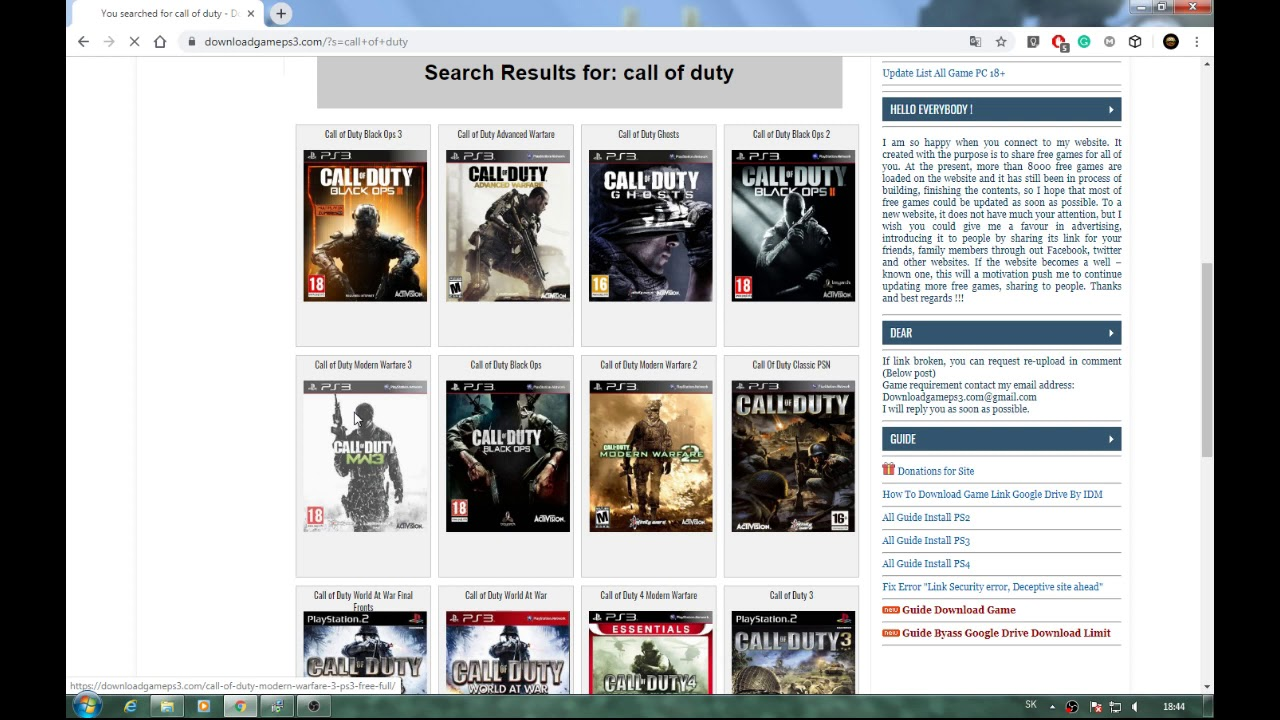 download ps3 free to games how