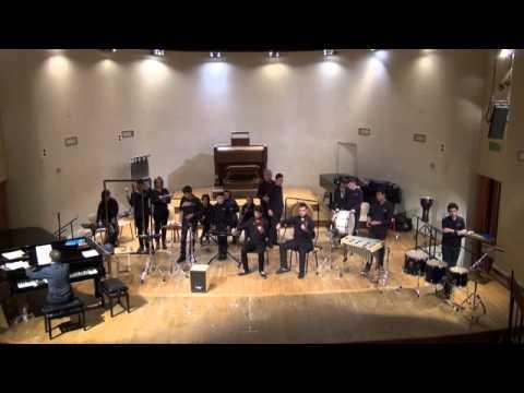 Gruppo di musica d'insieme Astrolabio - Concerto al Conservatorio Cherubini - 2014
