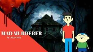 Mad Murderer   Jiddi Chele   Animation in Bengali