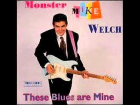 Monster Mike Welch - freezer burn