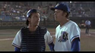 "Bull Durham | ""Man, that ball got outta here in a hurry"""