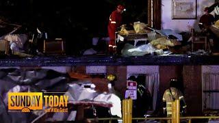 Deadly Tornado Rips Through Oklahoma Town, Killing 2 | TODAY