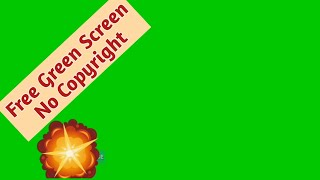 Free Lower Thirds Template HD || Special Bomb Effect | Free HD Green Screen Lower Thirds Callouts