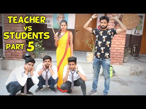 Teacher vs Student Part 5