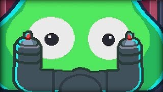 Slime Pizza - Nitrome Walkthrough