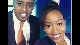 Janet Mbugua Twerks Like Crazy on Citizen Tv.(Never seen Video)