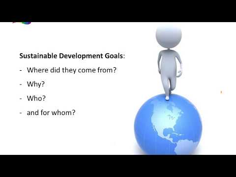 Webinar: Sustainable Development Goals for LGBT People