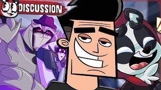 Butch Hartman's TRUE COLORS shown through OAXIS Controversy (with Scorchle)
