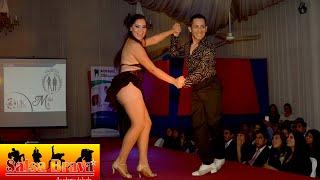 Bailando Salsa Caleña - Salsa Brava Trujillo - Peru !
