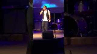 Joseph Espinoza concert
