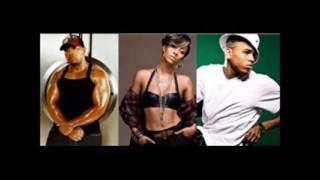 Timbaland - The One I Love ft. Chris Brown & Keri Hilson & D.O.E