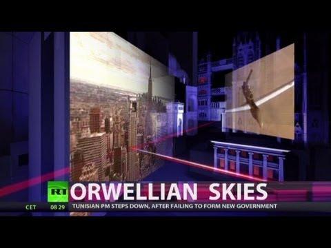 CrossTalk: Orwellian Skies