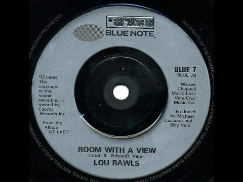 Chords For Room With A View Lou Rawls