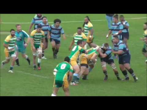 Marist vs mt Wellington 2017