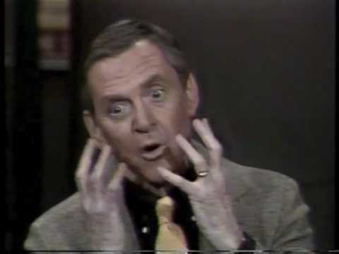Tony Randall on Late Night, March 20, 1986