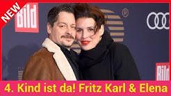 4. Kind ist da! Fritz Karl & Elena Uhlig verraten Babynamen