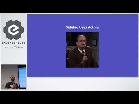 Building Commerce Infrastructure With Sidekiq - RubySG