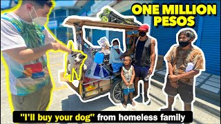 Offering a MILLION PESOS for their DOG - Will They Give IT?🇵🇭 (Social Experiment)