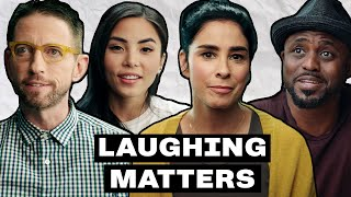 Comedians Tackling Depression & Anxiety Makes Us Feel Seen | Laughing Matters | Documentary