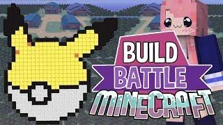 Pokémon | Build Battle | Minecraft Building Minigame