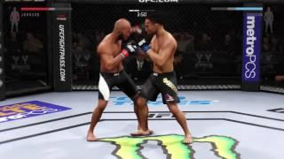 Ufc knockouts #1