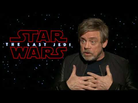 Mark Hamill Talks Star Wars the Last Jedi Full Interview