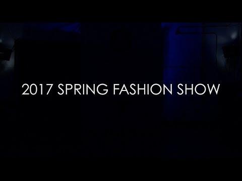 2017 Graduation Fashion Show in San Francisco / Academy of Art University