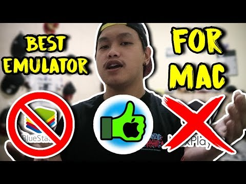 THE BEST ANDROID EMULATOR FOR MAC / MACBOOK