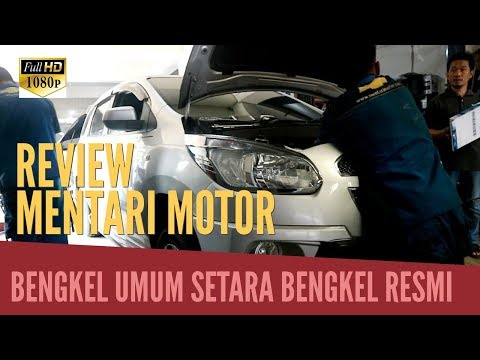 review-bengkel-alternatif-mobil-chevrolet-+-service-chevrolet-spin-km-60.000-di-mentari-motor