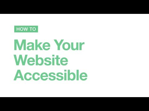 Wix.com   Learn How to Make Your Website Accessible