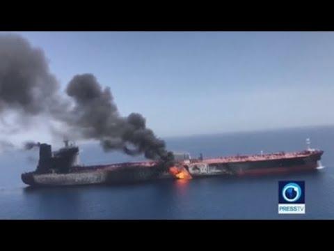 Estados Unidos difunde un vídeo con el que acusa a Irán de los ataques en Omán