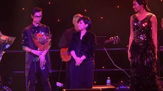 16甜蜜蜜 perform by 曾航生 Sam Tsang, 司徒美寶 Mipo Seto and 劉明珠 Shiny in
