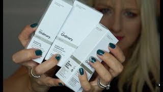 """""""The Ordinary"""" Skincare Routine For Rosacea 