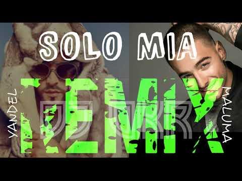 Yandel - Sólo Mía (Remix by Dj OKR) ft. Maluma