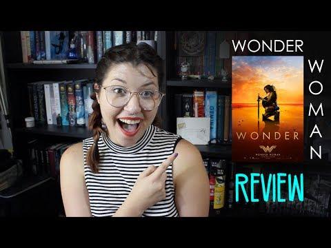 REVIEW: Wonder Woman MOVIE!