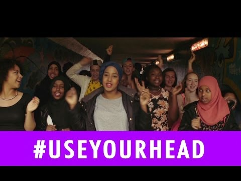 Use Your Head - Integrate Bristol (Official Music Video) - Dance To End Gender Violence