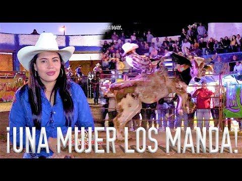 ¡¡UNA MUJER LOS MANDA!! A ESTOS 10 JINETES VS LOS INDESTRUCTIBLES DEL RANCHO H3H