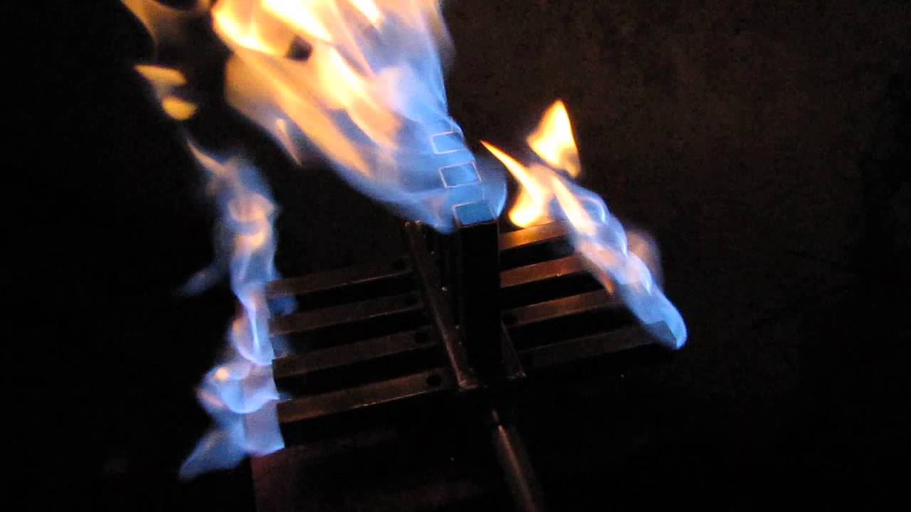 Quemador de gas natural y o gas envasado para hornos de - Hornos de barro ...