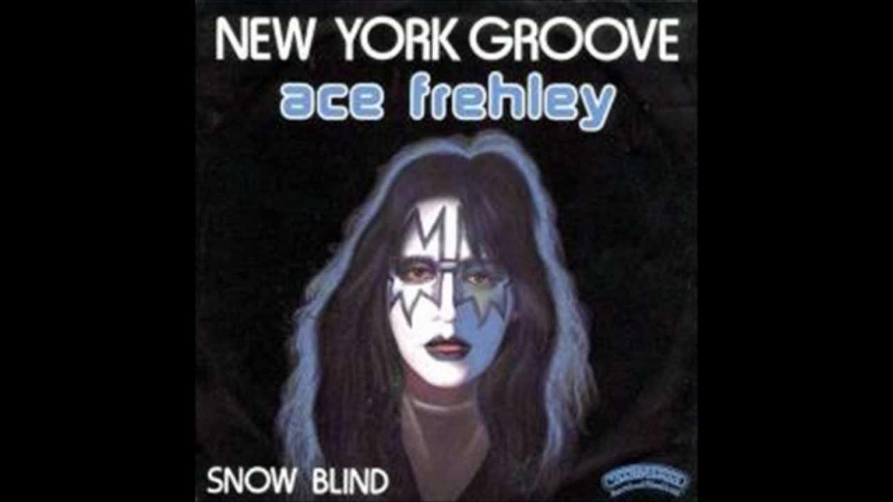 KISS - New York Groove (W/ Lyrics) - YouTube