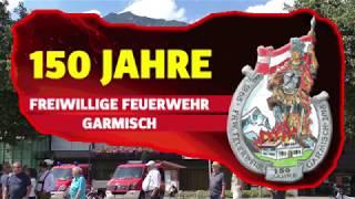 150 Jahre Feuerwehr Garmisch
