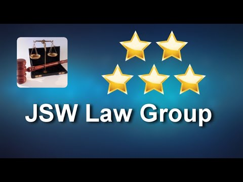 JSW Law Group Personal Injury Attorney Johns Creek Ga Superb 5 Star Review by M H