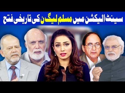 Think Tank With Syeda Ayesha Naaz - 3 March 2018 - Dunya News