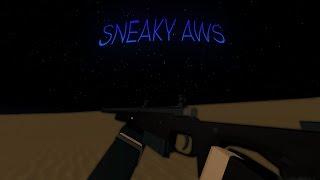 Roblox Phantom Forces | Sneaky AWS Sniper