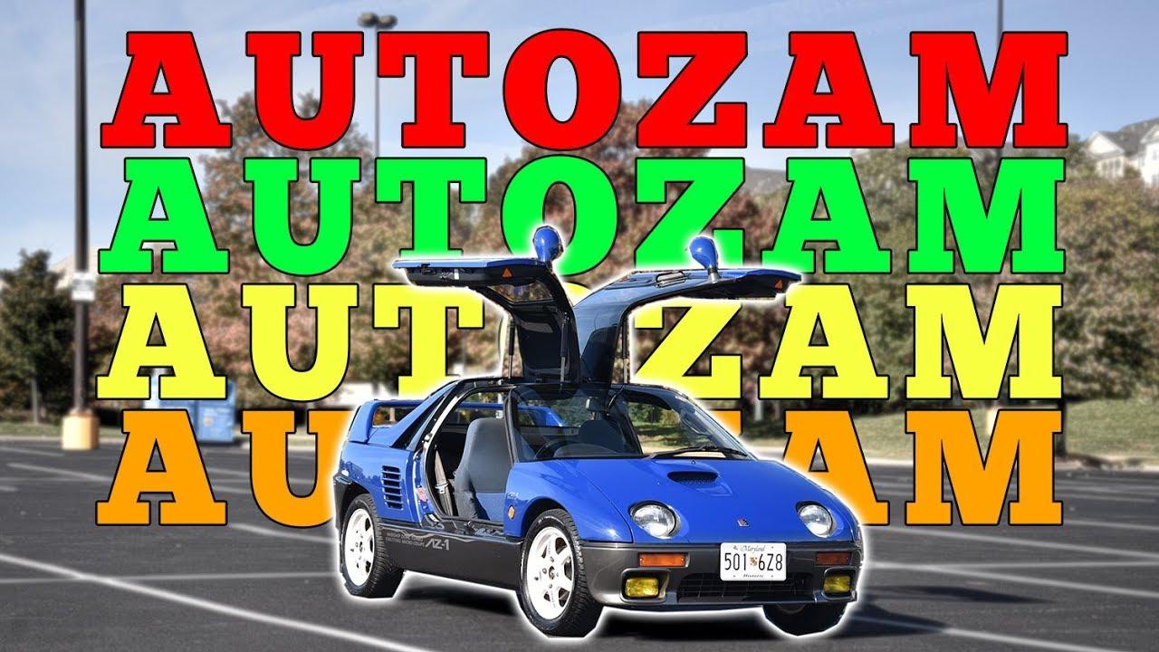 1992 Mazda Autozam Az 1 Regular Car Reviews