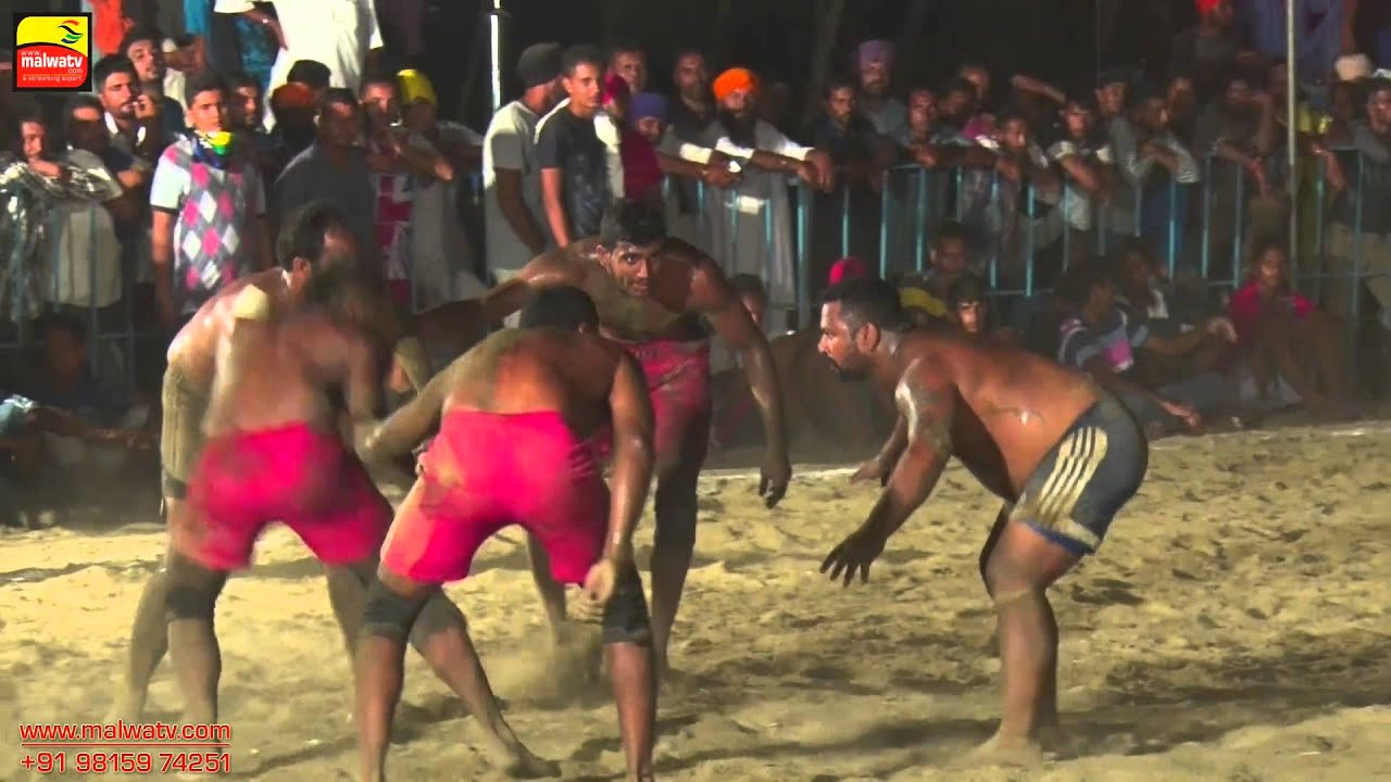 SHAMCHURASI (Hoshiarpur) !! KABADDI TOURNAMENT-2015 !! OPEN FINAL !! HD !! Part 5th.
