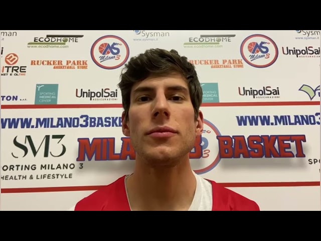 C Gold: Fabio Bonora tra Varese e Gazzada