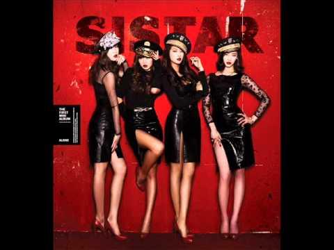 [MP3] 7. SISTAR - Alone (Instrumental).